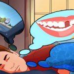 Mơ thấy gãy răng đánh đề con gì